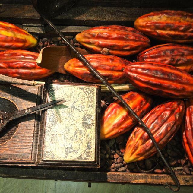 """""""Cacao meravigliao !!!!!"""" stock image"""