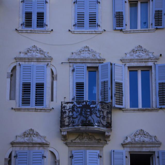 """""""Blue Palace"""" stock image"""