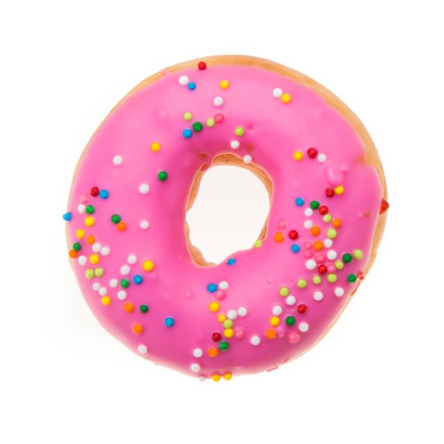 """Doughnut"" stock image"