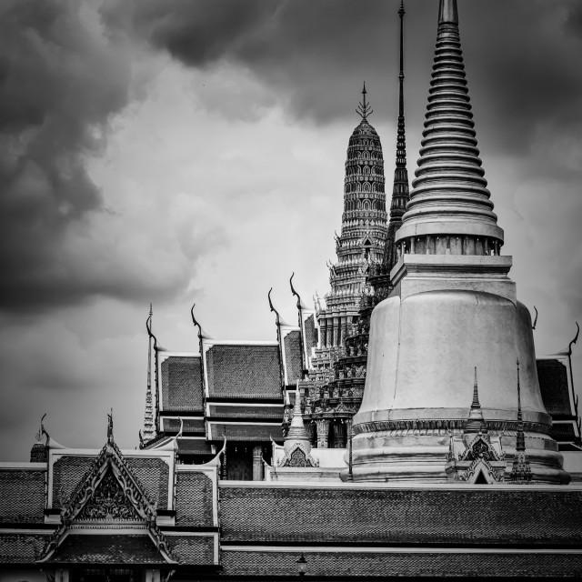 """Bangkok Place"" stock image"