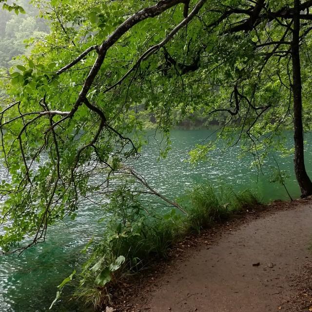 """Plitvice Jezera"" stock image"