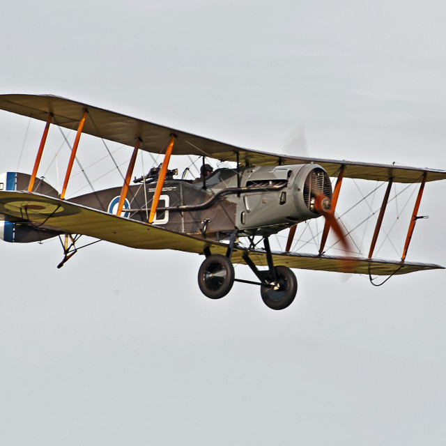 """Bristol F 2B Fighter 1918"" stock image"