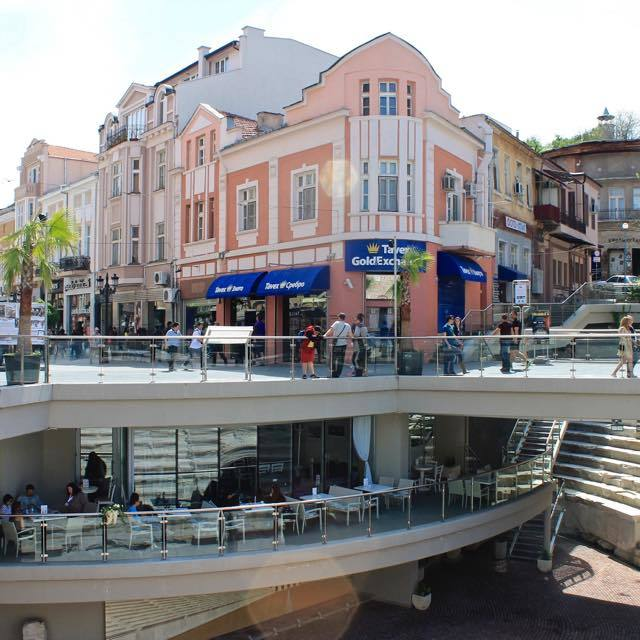 """Plovdiv City"" stock image"