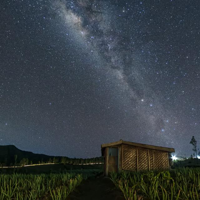 """Starry Night"" stock image"