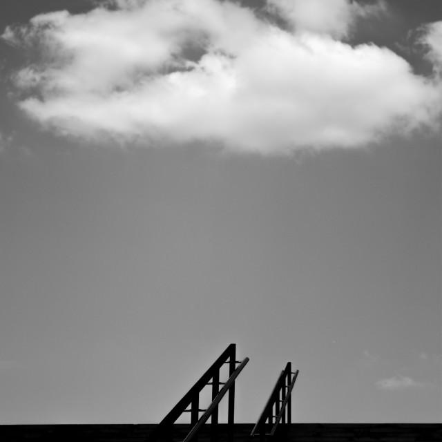 """Modern Horizon"" stock image"