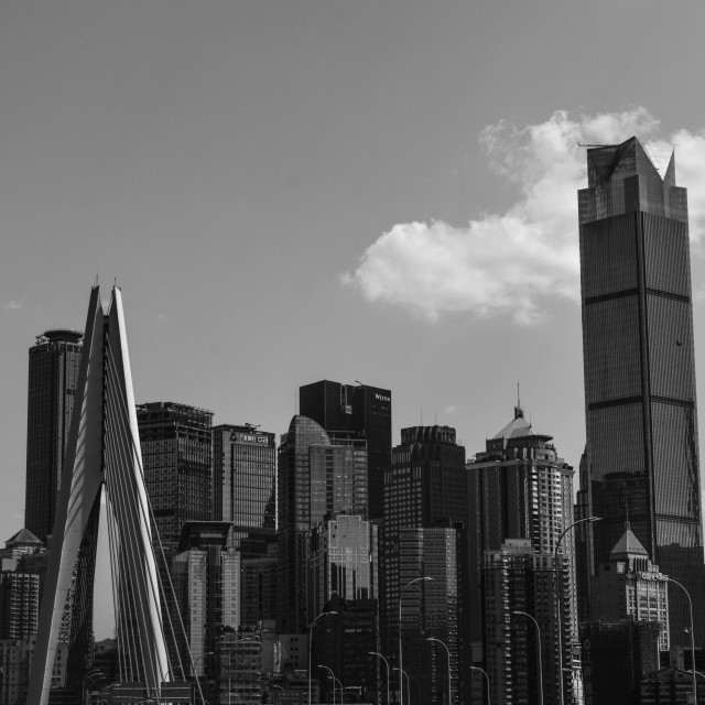 """The City of Chongqing"" stock image"