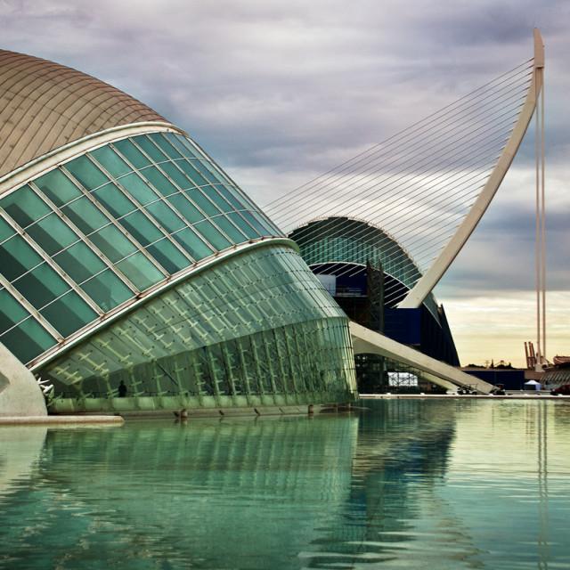 """Valencia"" stock image"