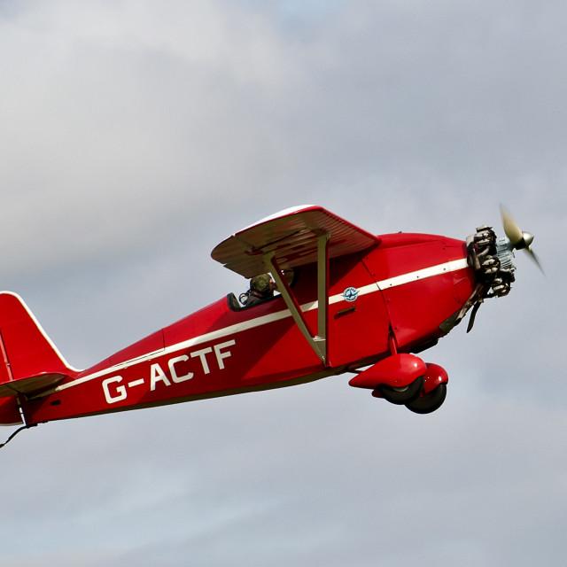 """Cumper Swift 1932"" stock image"