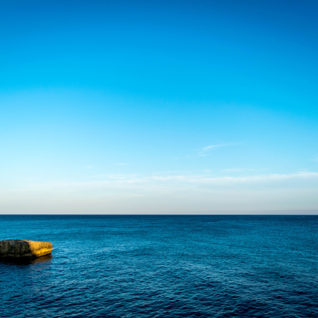 """Ocean Landscape"" stock image"