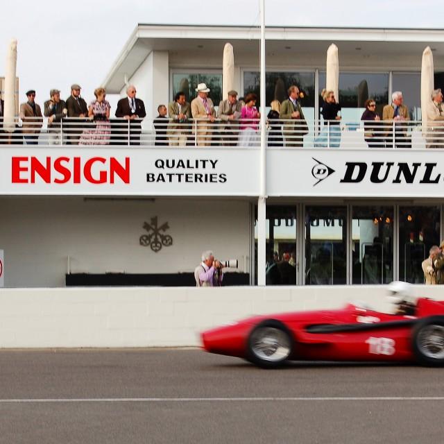 """Maserati 250F"" stock image"
