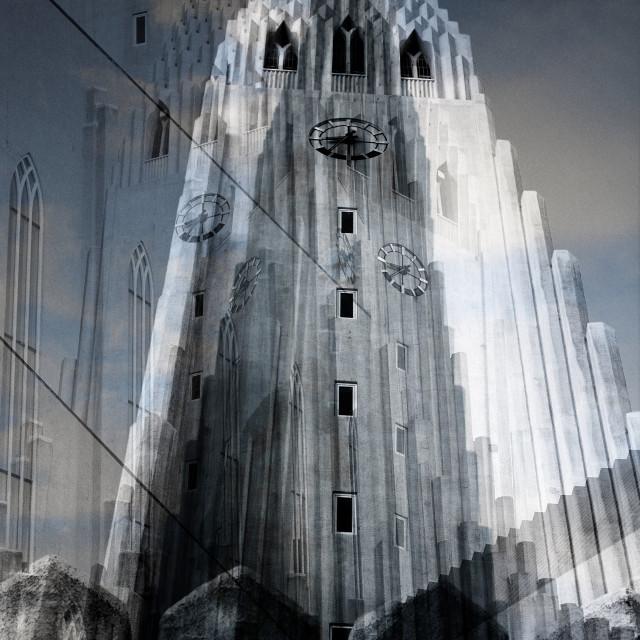 """Reykjavik"" stock image"