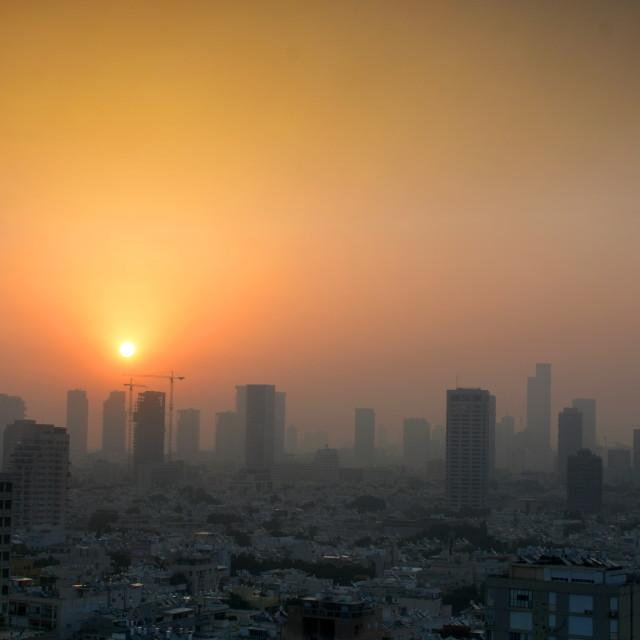 """Tel Aviv"" stock image"