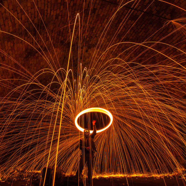 """Firework"" stock image"