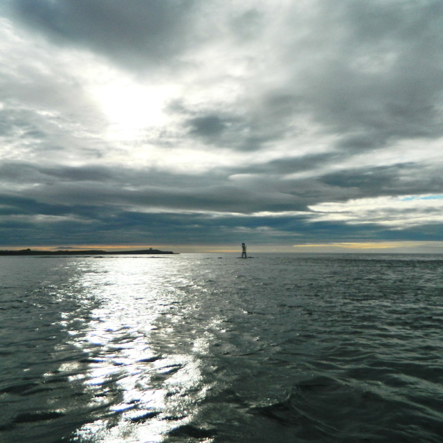 """Pentland Firth Seascape"" stock image"