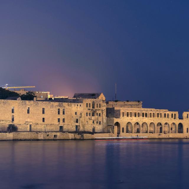 """Malta, Manoel Island"" stock image"