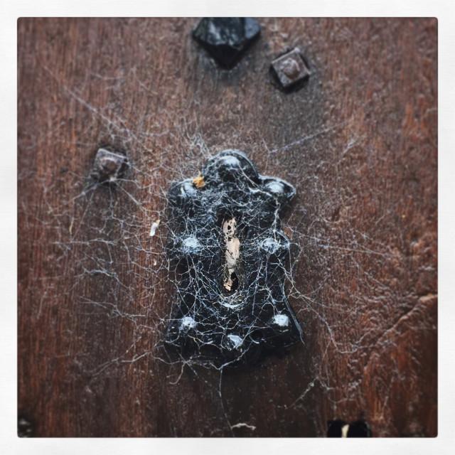 """""""A Door Lock"""" stock image"""