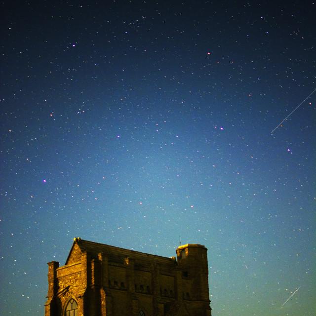 """Chapel Stars"" stock image"