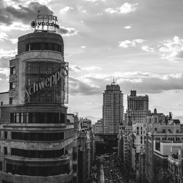 """Madrid"" stock image"