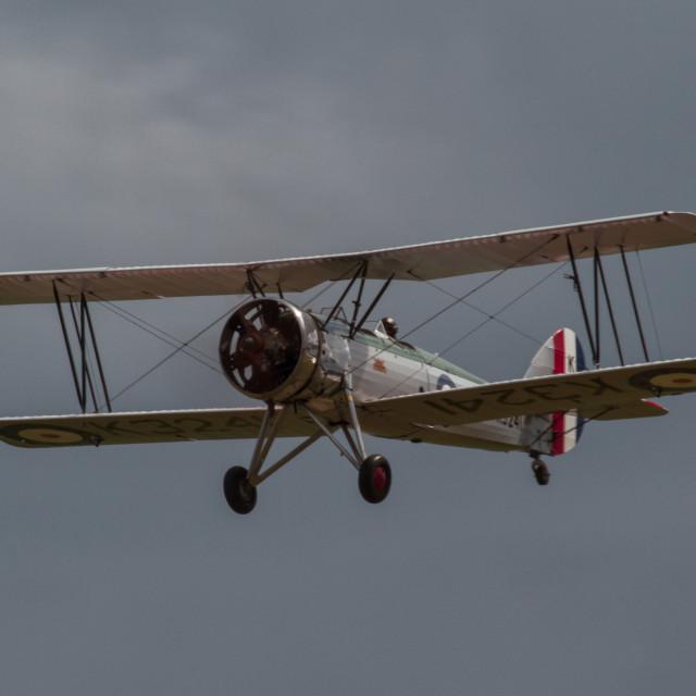 """Avro Trainer"" stock image"