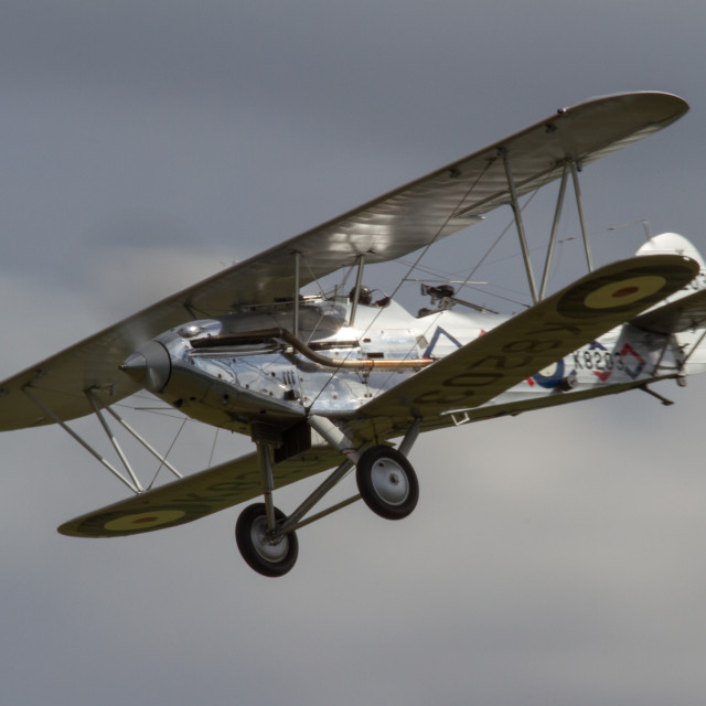 """Hawker Hind"" stock image"