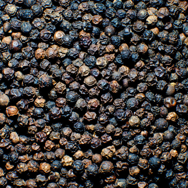 """Black pepper"" stock image"