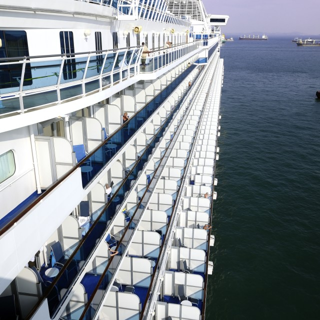 """""""Ships Staterooms"""" stock image"""