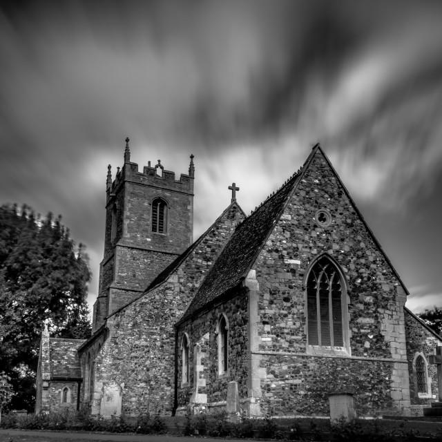 """Church Architecture"" stock image"