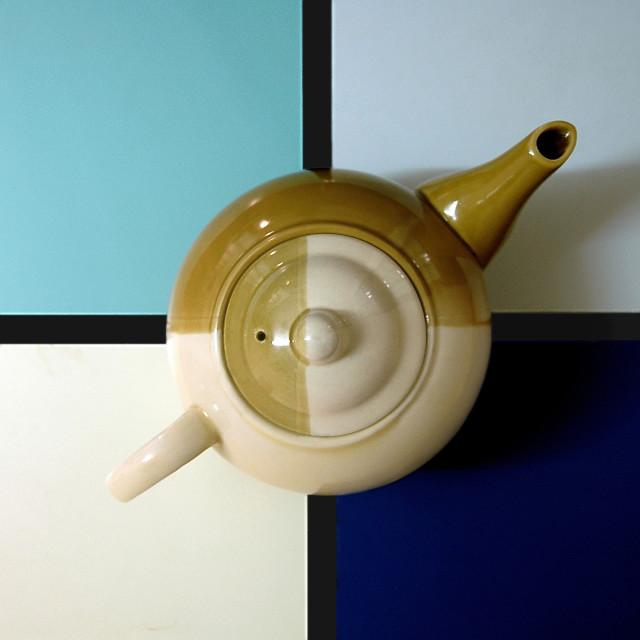 """Teapot"" stock image"