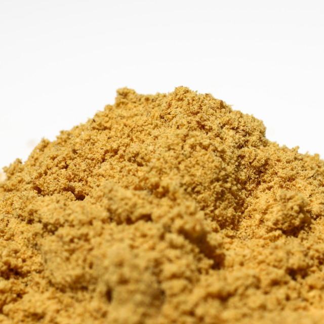 """Ground ginger"" stock image"