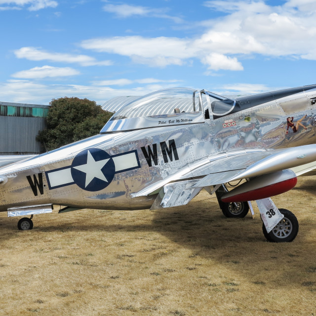"""""""Titan T51 aircraft"""" stock image"""