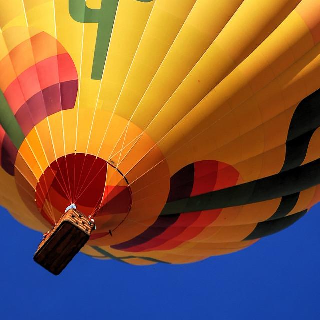 """""""Balloon near Phoenix"""" stock image"""
