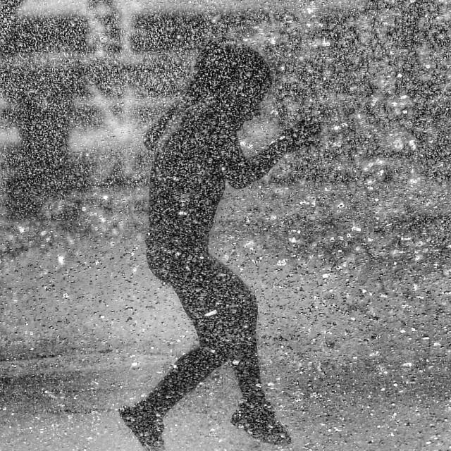 """Waterdance"" stock image"