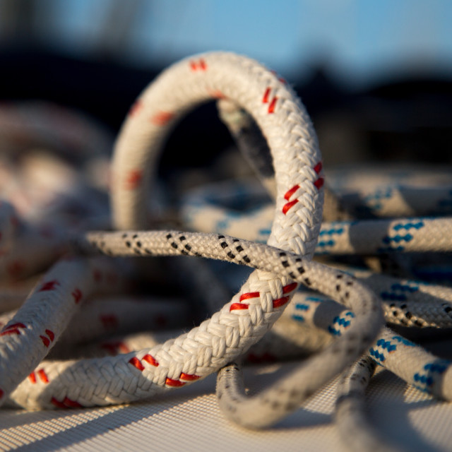 """Rope"" stock image"