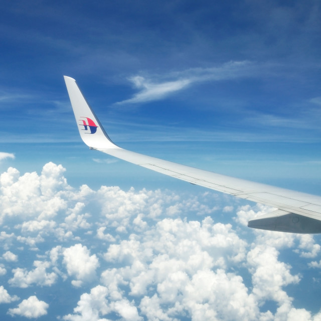 """""""Malaysia Airlines"""" stock image"""