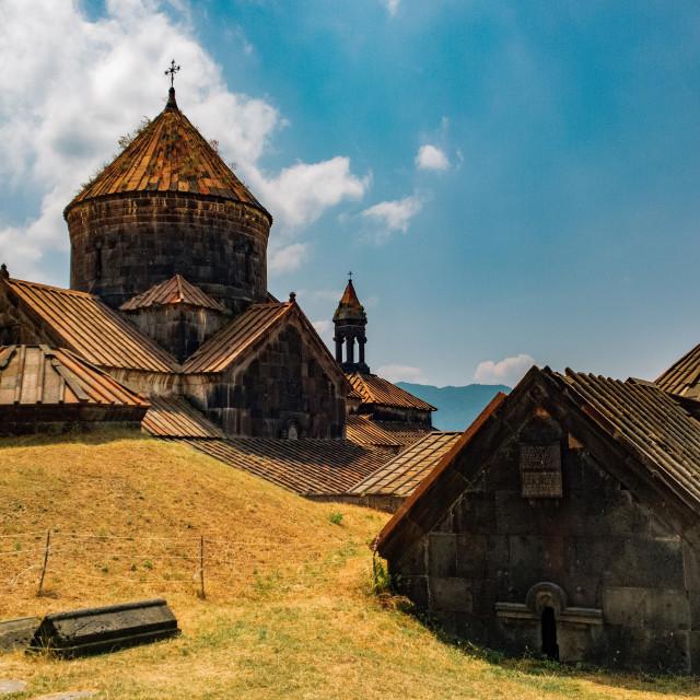 """Haghpat Monastery"" stock image"