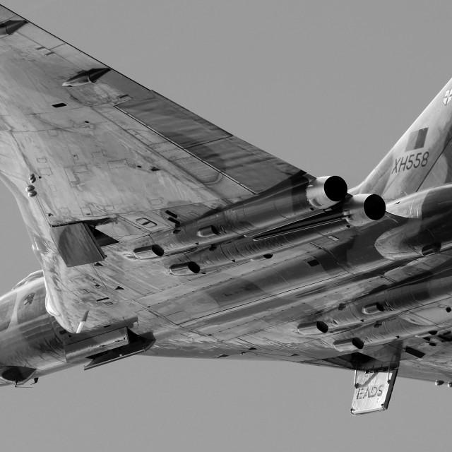 """Vulcan Takeoff"" stock image"