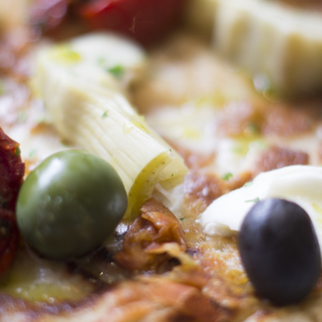 """""""Vegetarian pancake"""" stock image"""