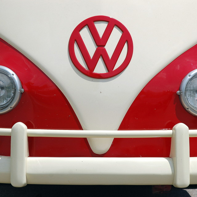 """VW"" stock image"
