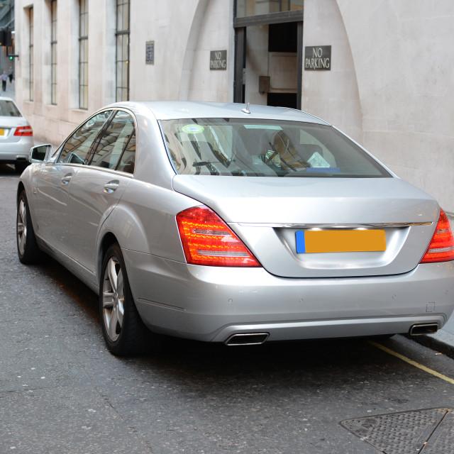 """Luxury Cars"" stock image"