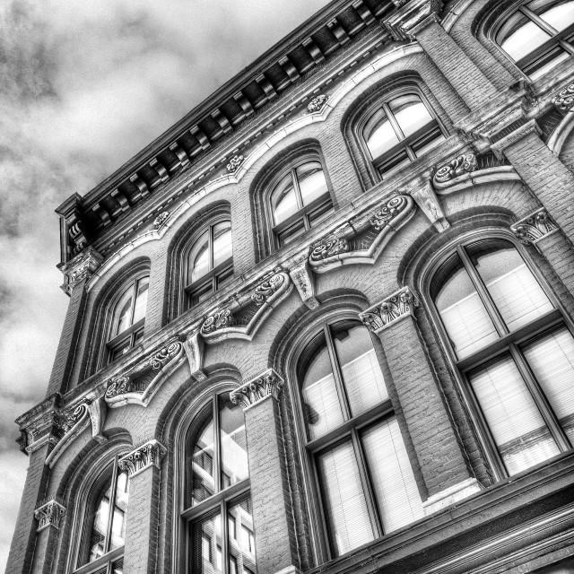 """Spark Street, Ottawa"" stock image"