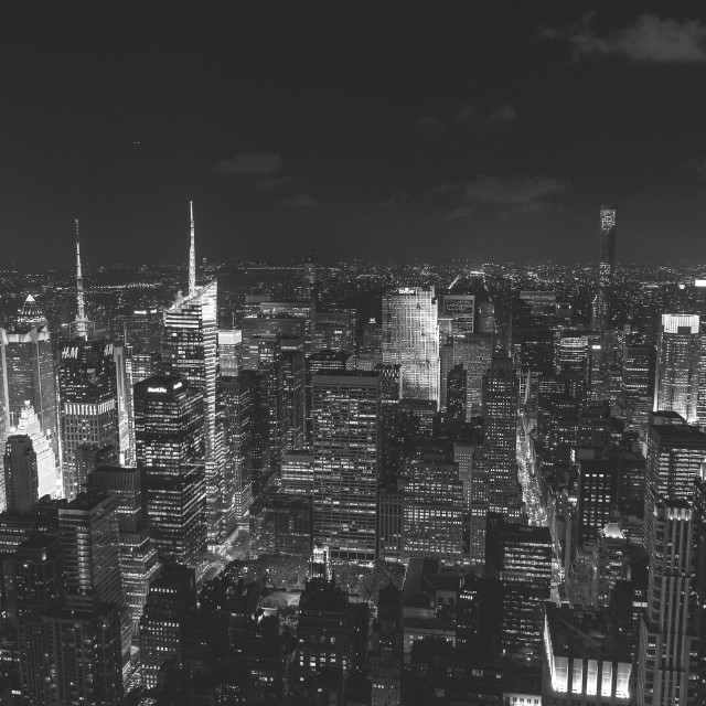 """New York City"" stock image"
