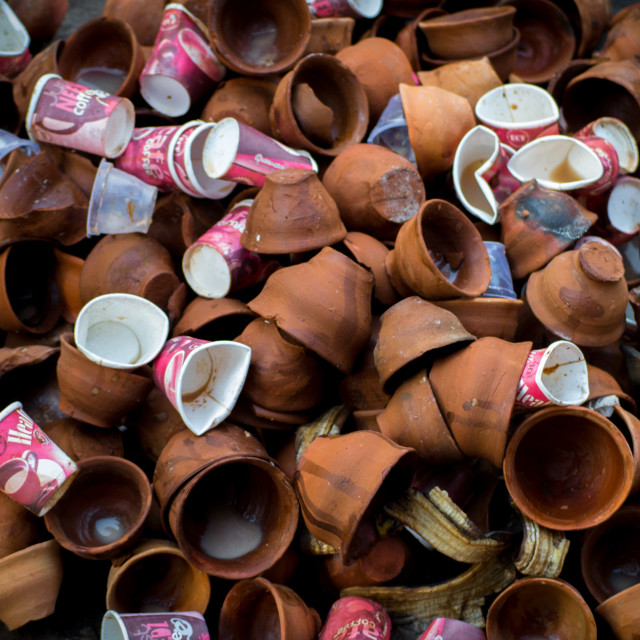 """Masala Chai"" stock image"