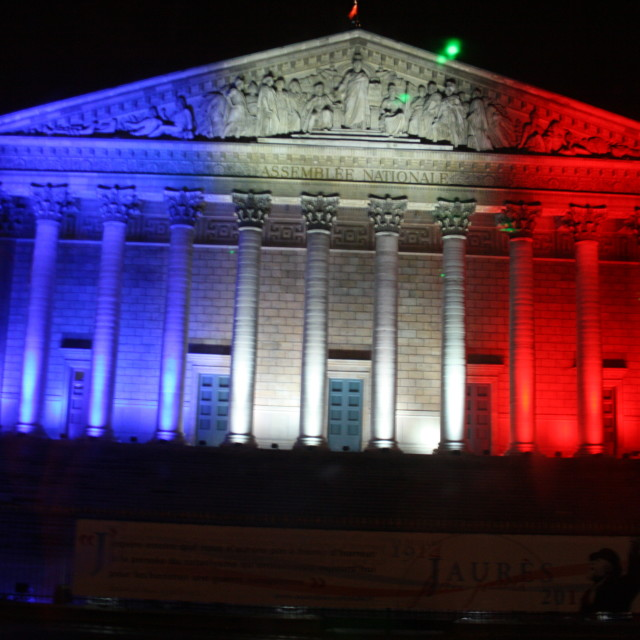 """France flag"" stock image"