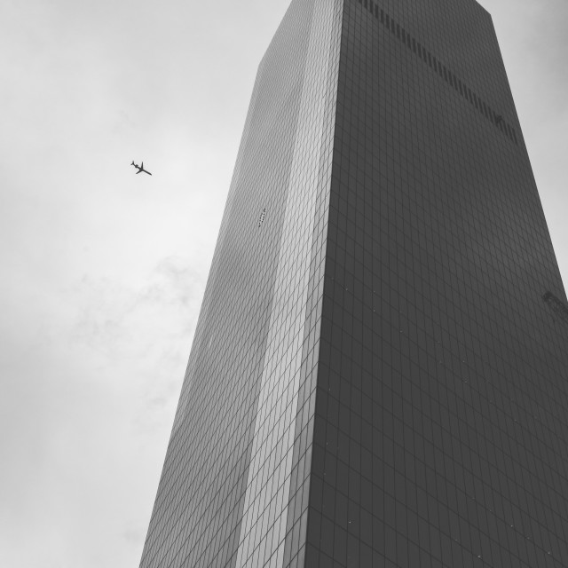 """Skyscraper New York"" stock image"
