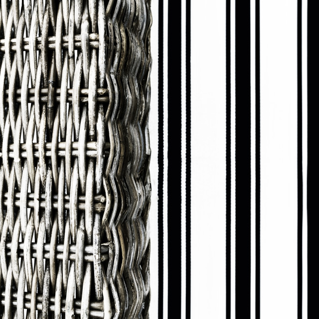 """""""Lines and straws"""" stock image"""