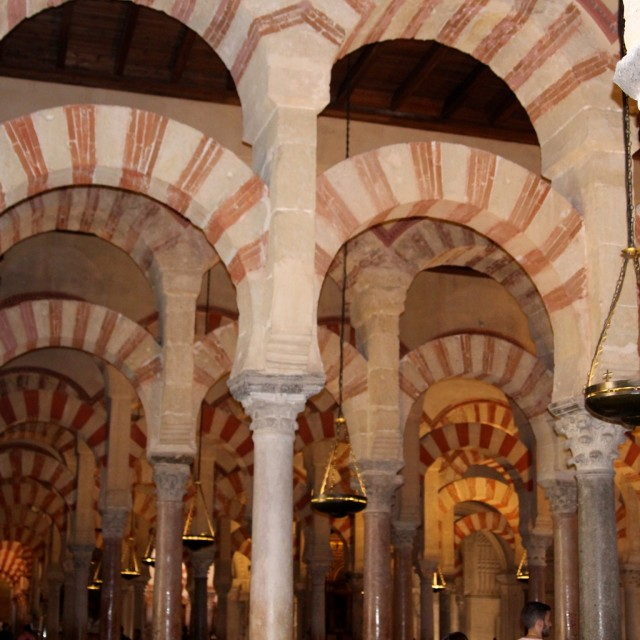 """Cordoba cathedral"" stock image"
