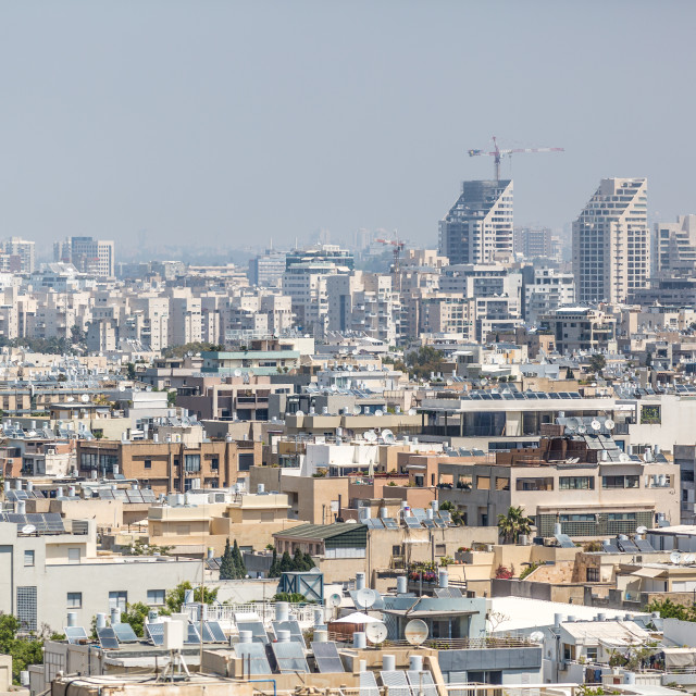 """Tel Aviv, Israel"" stock image"