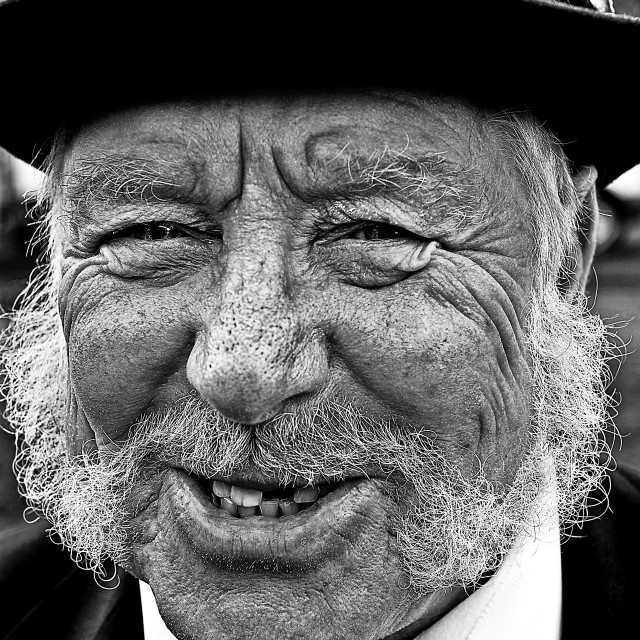 """""""Old Guy"""" stock image"""