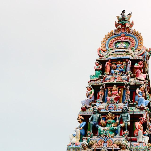 """Hindu Temple"" stock image"