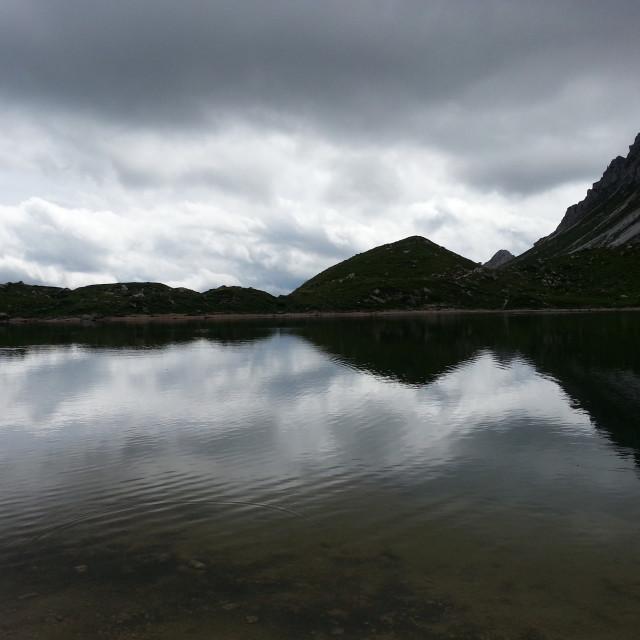"""""""lake"""" stock image"""